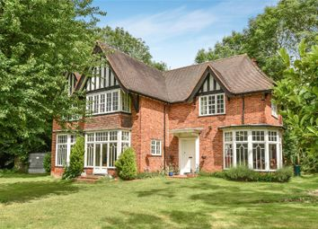 Thumbnail 5 bed detached house for sale in Mill Lane, Sindlesham, Wokingham, Berkshire