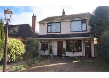 Thumbnail 4 bed detached house for sale in Old Forge Road, Fenny Drayton