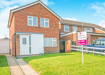 Thumbnail 3 bed detached house for sale in Coney Hill, Beccles