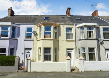 Thumbnail 3 bed terraced house for sale in Picton Road, Hakin, Milford Haven, Pembrokeshire