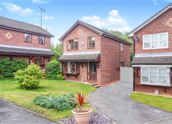 3 bed detached house for sale in Meadway, Skelmersdale WN8