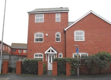 Thumbnail 3 bed town house to rent in Ryelands Street, Hereford
