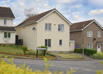 Thumbnail 4 bed detached house for sale in Chichester Close, Bury St. Edmunds