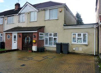 Thumbnail 3 bed end terrace house for sale in Laburnum Road, Hayes