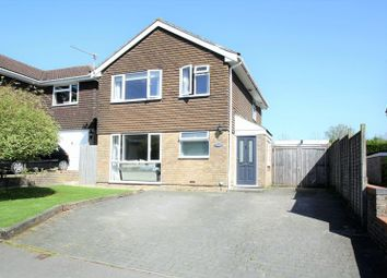 Thumbnail 3 bed detached house for sale in Ashley Gardens, Waltham Chase, Southampton