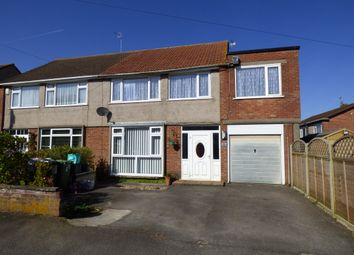 Thumbnail 5 bed semi-detached house to rent in Pendock Road, Winterbourne, Bristol