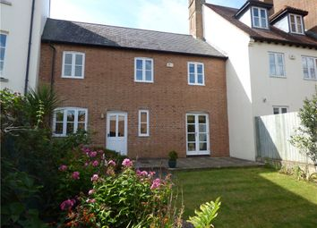 Thumbnail 3 bed terraced house to rent in Highdown Avenue, Poundbury, Dorchester