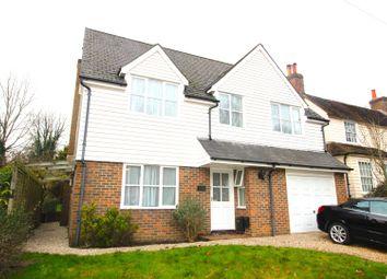 Thumbnail 4 bed detached house for sale in Northbridge Street, Robertsbridge