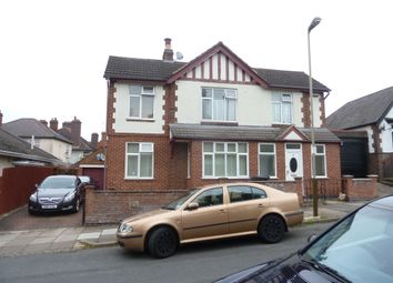 Thumbnail 5 bed detached house to rent in Dulverton Road, Leicester