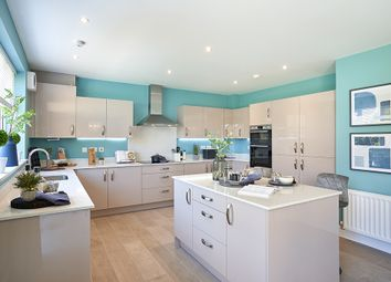 "Thumbnail 5 bed detached house for sale in ""The Silverbirch"" at Centenary Way, Witney"