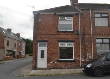 Thumbnail 2 bed end terrace house to rent in Siemens Street, Ferryhill
