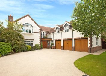 5 bed detached house for sale in Willow Drive, Maidenhead, Berkshire SL6