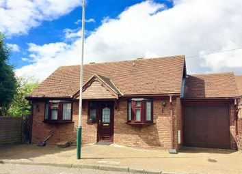 Thumbnail 2 bed detached bungalow for sale in Philan Way, Collier Row, Romford