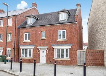 Thumbnail 5 bed semi-detached house for sale in Typhoon Way, Brockworth, Gloucester, Gloucestershire