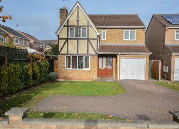Thumbnail 4 bedroom detached house for sale in Oxney Road, Parnwell, Peterborough