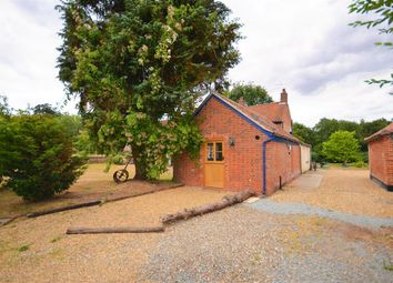 Thumbnail 1 bed property to rent in Moulton St. Mary, Norwich
