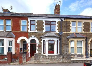 Thumbnail 4 bed property for sale in Carlisle Street, Splott, Cardiff