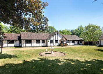 Black Lake Close, Virginia Water / Egham Border, Surrey TW20. 5 bed bungalow for sale