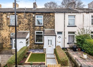 Thumbnail 1 bed terraced house for sale in Wesley Row, Pudsey