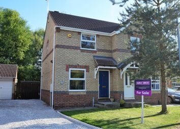 Thumbnail 2 bed semi-detached house for sale in Ash Close, Lincoln