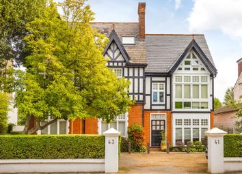 Thumbnail 1 bed flat for sale in Grove Park Road, Chiswick, London