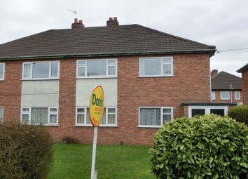 Thumbnail 2 bedroom maisonette for sale in Colebrook Road, Shirley, Solihull