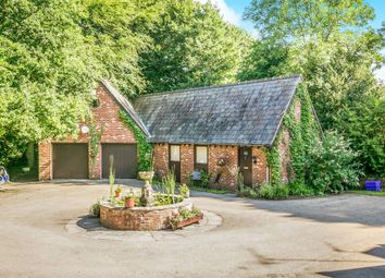 Thumbnail 3 bed detached house for sale in Waste Lane, Cuddington, Northwich