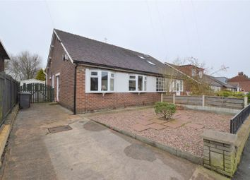 Thumbnail 2 bed semi-detached bungalow for sale in Dewsnap Lane, Dukinfield