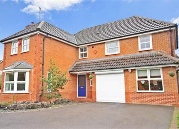 Thumbnail 5 bed detached house for sale in Turners Close, Southwater, Horsham, West Sussex