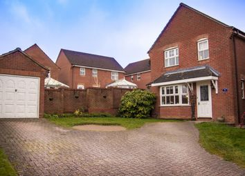 Thumbnail 3 bedroom detached house for sale in Elan Close, Wymondham