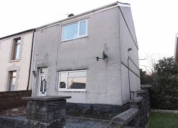 Thumbnail 1 bedroom flat for sale in Llangyfelach Road, Treboeth, Swansea