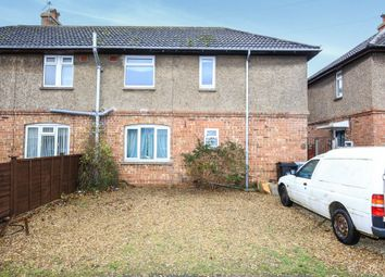 Thumbnail 2 bed semi-detached house for sale in East Avenue, Grantham