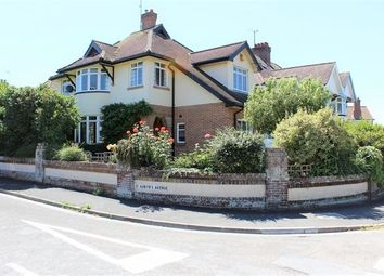 Thumbnail 3 bed detached house for sale in St Aubyns Avenue, Uphill, Weston Super Mare, North Somerset.