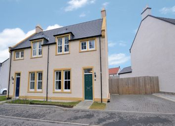 Thumbnail 3 bed semi-detached house for sale in 8, Whitehall Crescent, Insch, Aberdeenshire