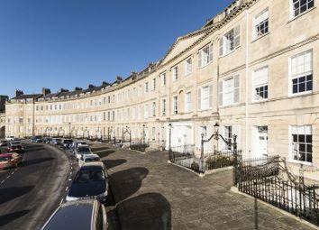 Thumbnail 4 bed maisonette to rent in Lansdown Crescent, Bath