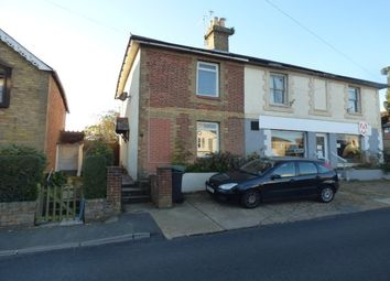 Thumbnail 2 bed property to rent in Ashey Road, Ryde