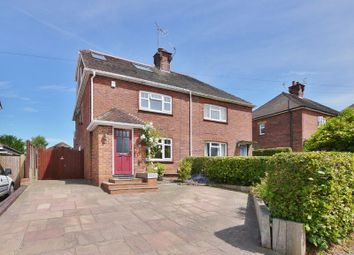 Thumbnail 4 bed semi-detached house for sale in Church Road, Pembury, Tunbridge Wells