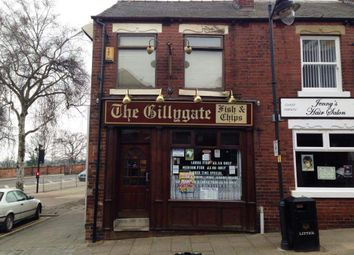 Thumbnail Restaurant/cafe for sale in Gillygate, Pontefract