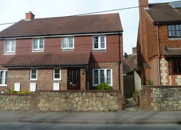 Thumbnail 3 bed detached house to rent in Longmoor Road, Liphook