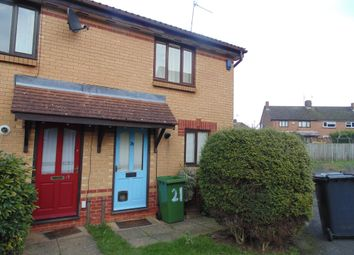 Thumbnail 2 bed semi-detached house to rent in Balmoral Close, Wellingborough