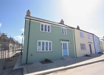 Thumbnail 3 bed end terrace house to rent in Stret Goryan, Nansledan, Newquay