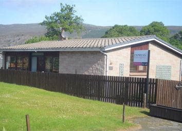 Thumbnail 2 bedroom detached bungalow for sale in School Road, Braemar, Ballater, Aberdeenshire