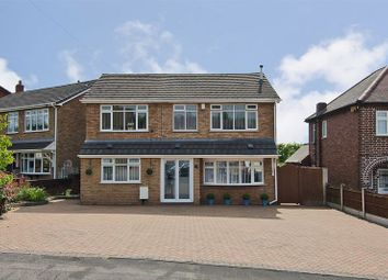 Thumbnail 4 bed detached house for sale in School Lane, Chase Terrace, Burntwood