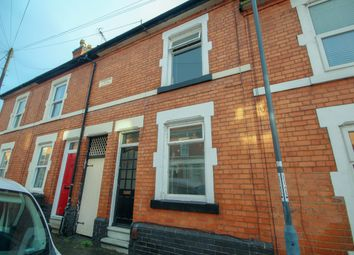 Thumbnail 2 bed terraced house for sale in West Avenue, Derby