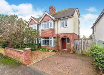 Thumbnail 3 bed semi-detached house for sale in Salisbury Road, Seaford, East Sussex, Uk