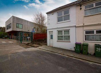 Thumbnail 2 bedroom terraced house for sale in Denmark Street, Folkestone