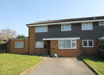 Thumbnail 1 bed flat to rent in Bannister Close, Greenford