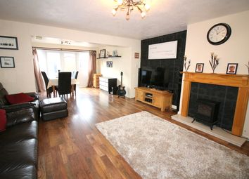 Thumbnail 3 bed terraced house for sale in Pentland Close, Southway, Plymouth