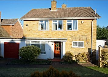 Thumbnail 3 bed detached house for sale in Greenleas, Tunbridge Wells