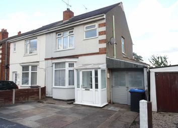 Thumbnail 3 bed semi-detached house for sale in Granby Road, Hinckley